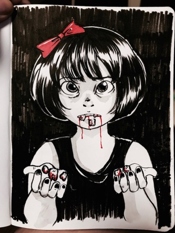 Oct. 1: Let's start with a common one that probably everyone has had: falling teeth.