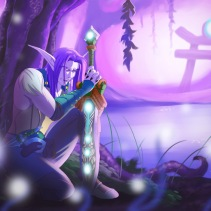 Warcraft Night Elf